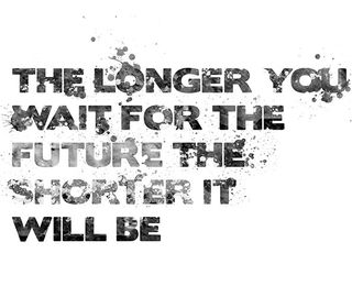 The longer