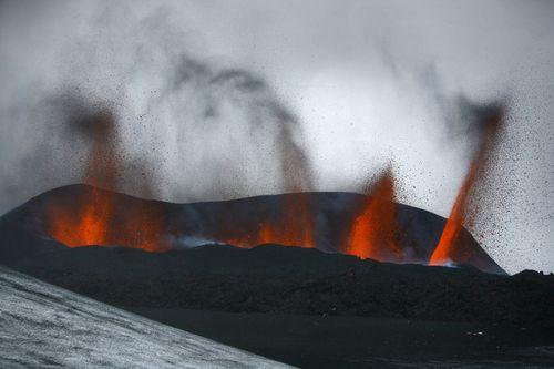 Volcan Evjafjallajokulsgos