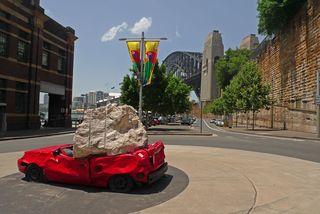 Downtown-sculpture