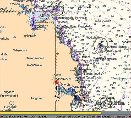 Bay of isl Whangarei